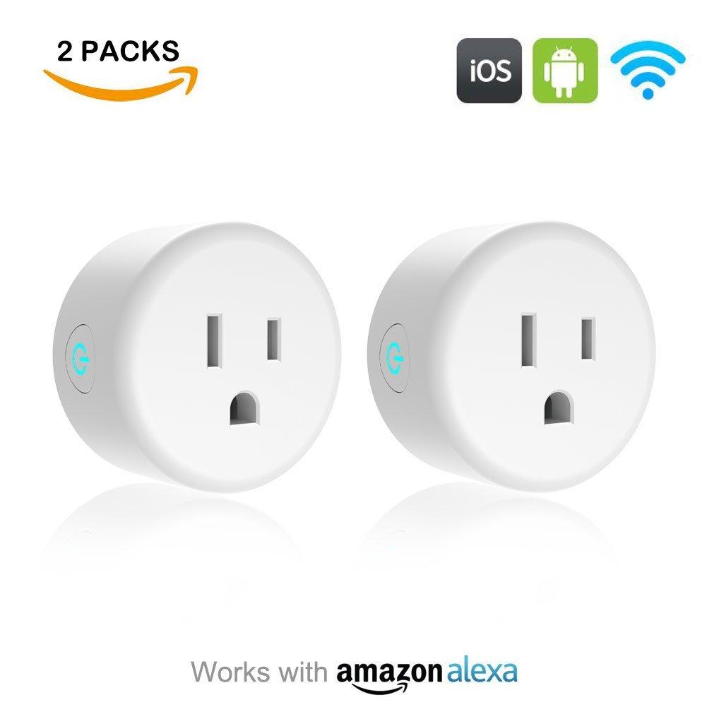 Lightstory Mini Smart Plug, 2Pack