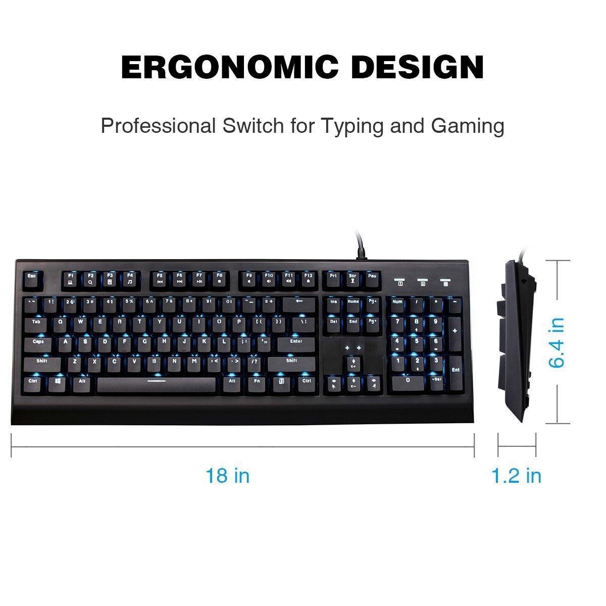 Lightstory Mechanical Keyboard
